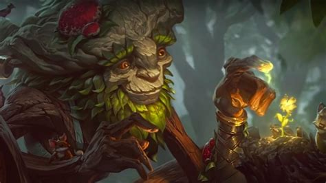 League of Legends Official Ivern Champion Spotlight - IGN
