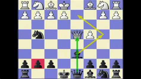 Highest Chess Traps in a Black Opening - YouTube