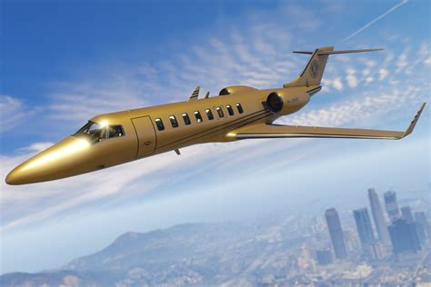 Soon you'll be able to buy a solid gold plane in Grand