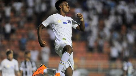 Real Madrid beat Barcelona in race for 17-year-old Rodrygo