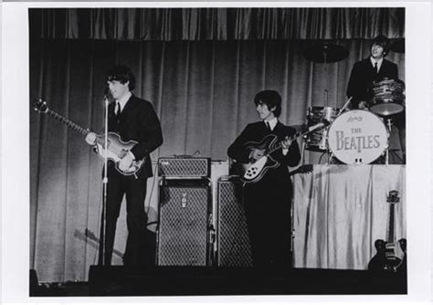 PHOTOS: Remembering The Beatles Concert In Kansas City 50