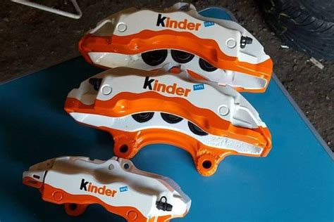 Are Parody Branded Brake Calipers the Next Big Thing