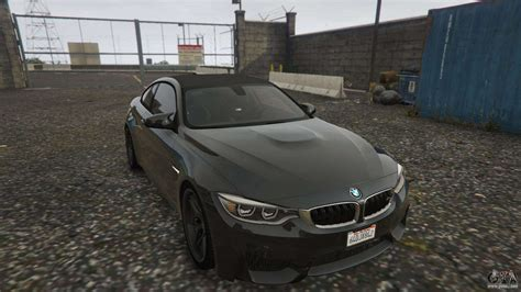 BMW M4 F82 2015 for GTA 5