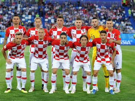 Croatia World Cup Fixtures, Squad, Group Guide - World Soccer