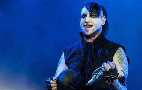 Scary Marilyn Manson quotes