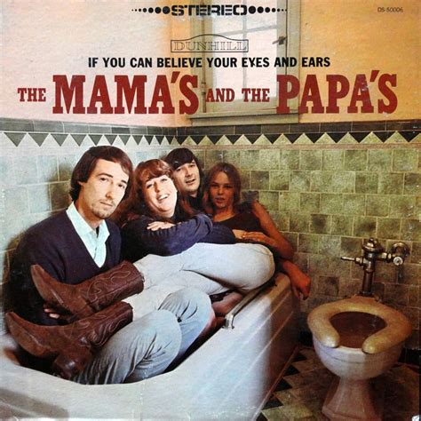 From The Stacks: The Mama's and the Papa's, 'If You Can