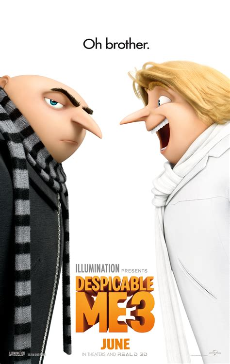 Despicable Me 3 | Despicable Me Wiki | FANDOM powered by Wikia