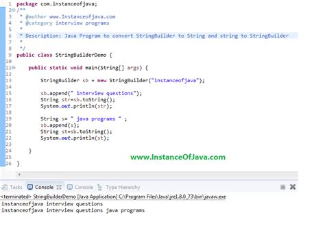How to Convert string to StringBuilder and vise versa in
