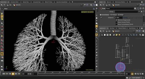 Procedural Modeling and Animation in Houdini