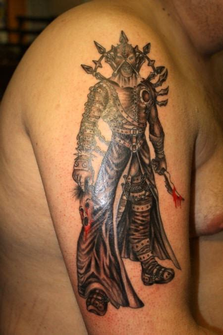 Viking tattoos with meaning