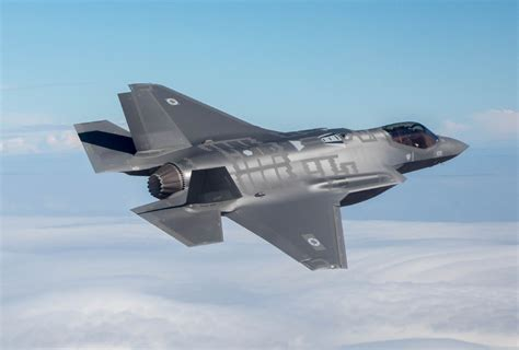 Introducing Israel's Ultimate Weapon: Killer F-35 Stealth