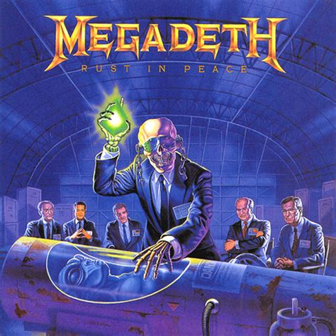 MEGADETH Rust in Peace reviews