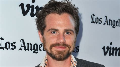 Rider Strong: The real reason you don't hear from him
